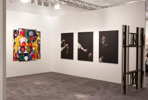 NADA Miami, installation view, 2015