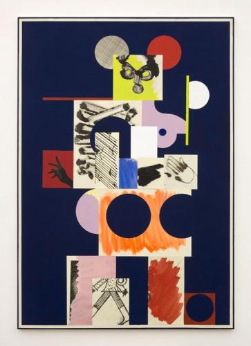 "David Korty, ""Figure Construction #1,"" 2015"