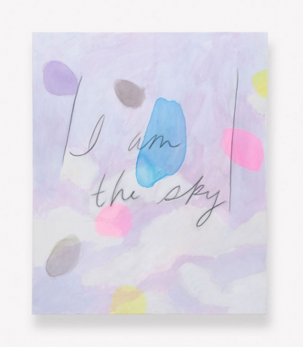 "Paul Heyer, ""I Am the Sky (Version 2: Euphoria),"" 2016"