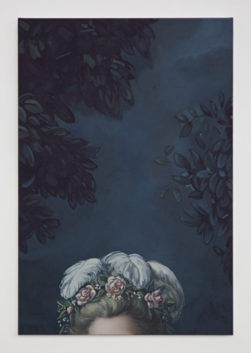 "Jesse Mockrin, ""The Forest,"" 2015"
