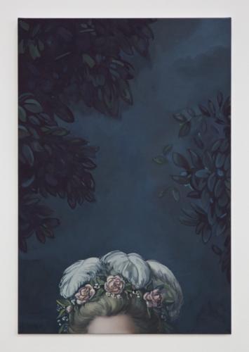 "Jesse Mockrin, ""The Forest,"" 2015"