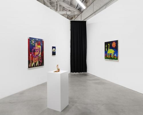 Solita, installation view, 2020.