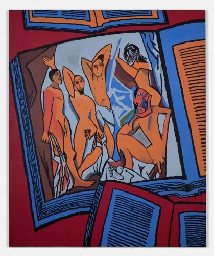 """""""Les Messieurs d'Avignon,"""" 2003"""