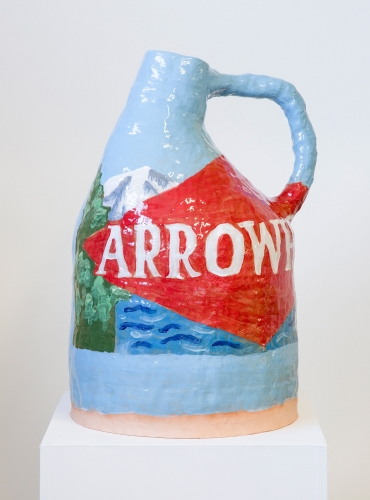 "Grant Levy-Lucero, ""Main Water Store Arrowhead,"" 2018"