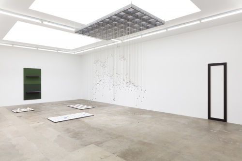 Restless Index, installation view, Tanya Bonakdar Gallery, 2020, photo: Jeff McLane