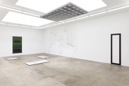 Restless Index, installation view, Tanya Bonakdar Gallery, 2020, photo: Jeff McLane
