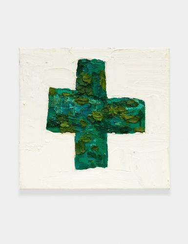 """Green Cross,"" 2015."
