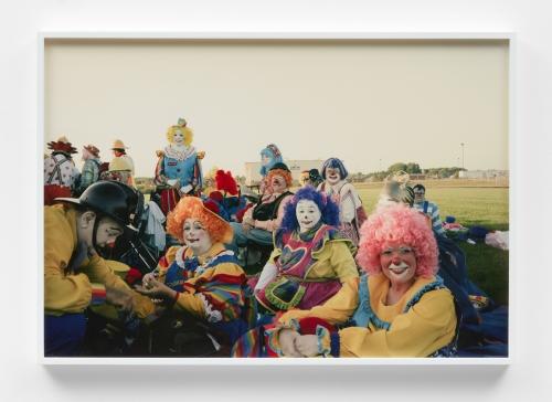 "Tanyth Berkeley, ""Clown Posse,"" 2003-2020"