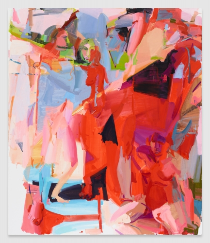 """Sarah Awad, """"Everything All at Once,"""" 2018"""