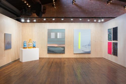 Marfa Invitational, installation view, 2021