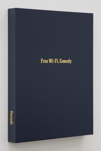 """Keith J. Varadi, """"Free Wi-Fi, Comedy,"""" 2015"""