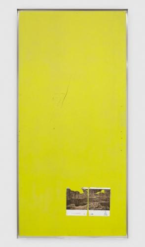 "JPW3, ""Doro Gorge with Yellow,"" 2017"