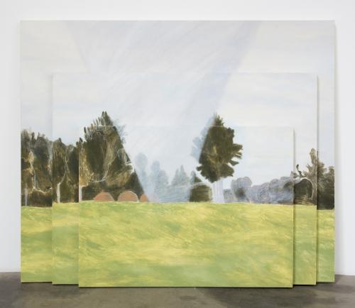 "Tran Truong, ""Tornado (for Cézanne),"" 2018"