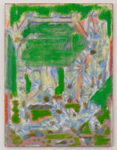"Michael Berryhill, ""Tiny Walls,"" 2016"