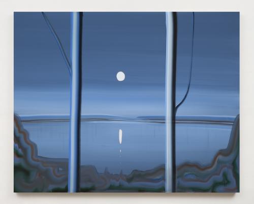 "Wanda Koop, ""Scandinavia (Moon),"" 2020"
