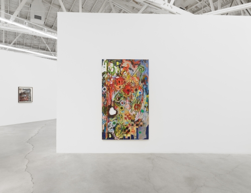 """""""13 More Outdoor,"""" Majeure Force, Part Two, installation view, 2020."""