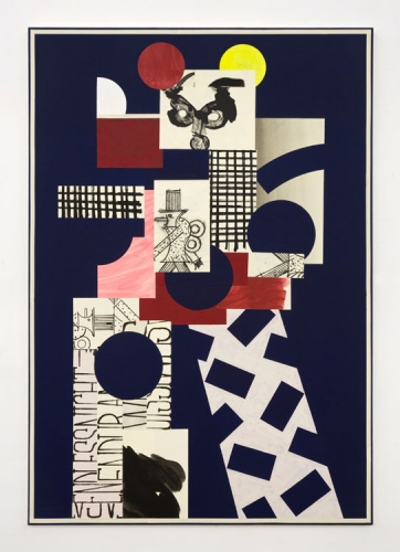 "David Korty, ""Figure Construction #2,"" 2015"