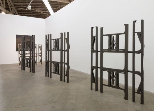 Anne Libby, Marrow into Moxie,​ installation view, 2015