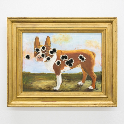 """Paintings for the Home (Tucker),"" 2010"