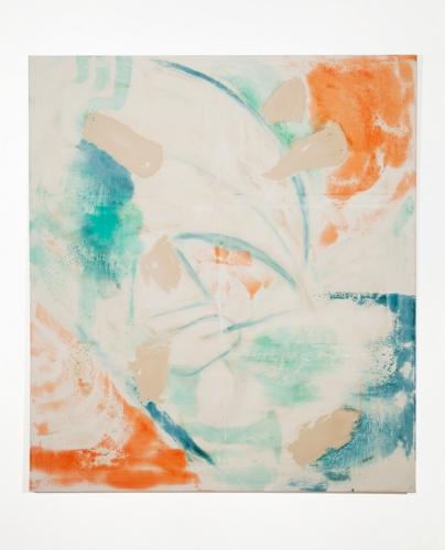 """""""Skecher Painting (Kayaker Detail),"""" 2012"""