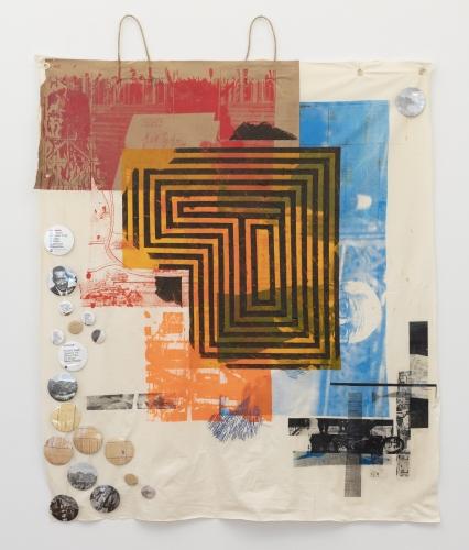 """Silent Spring I,"" 2019. Courtesy the artist and Tilton Gallery, New York."