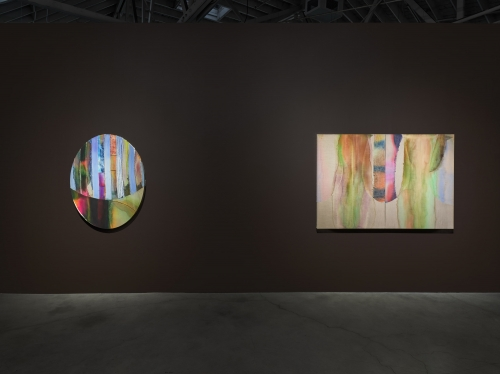 The Absolute Trick, installation view, 2021.