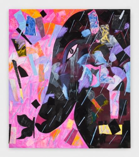 """Sojourner Truth Parsons, """"Bullet Proof Soul,"""" 2016"""