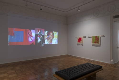 The Subliminal is Now, installation view at Tilton Gallery, New York, 2016. Courtesy the artist and Tilton Gallery, New York.