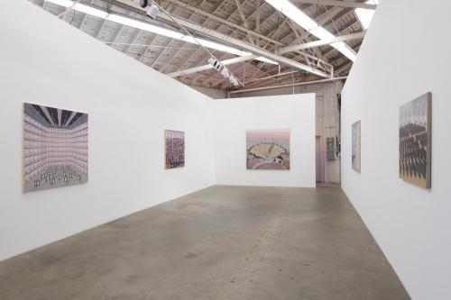 2nd Dark Age, installation view, 2018.
