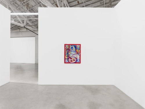 Egg and Dart, installation view, 2020.