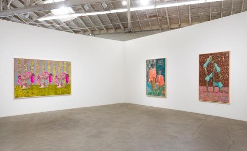 JRRNNYS, Installation view, 2019.