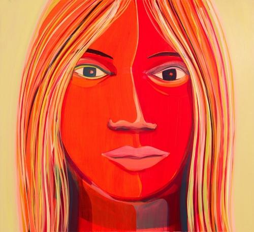 "Jules de Balincourt, ""California Native,"" 2016"