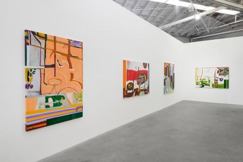 Installation view, Heekin Toonutsi, 2016