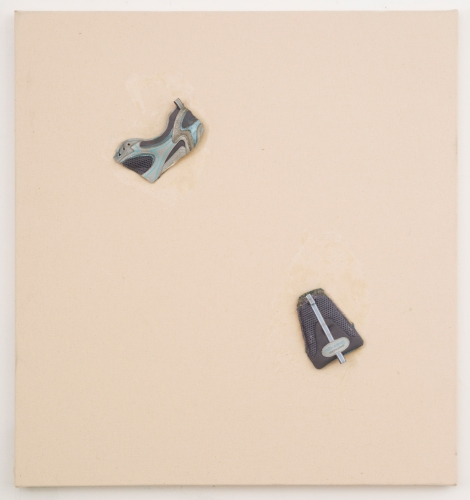 """Skechers Shape-Ups Work (Darkstar),"" 2013"