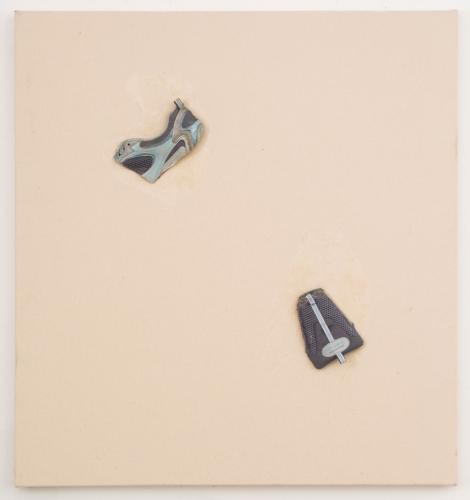 """""""Skechers Shape-Ups Work (Darkstar),"""" 2013"""