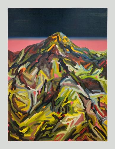 """Mt. Wilson (Western II),"" 2016."