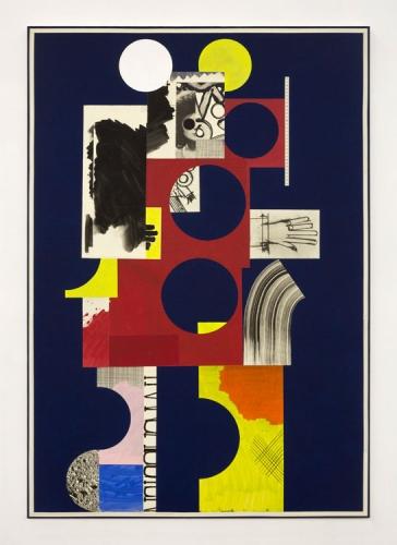 "David Korty, ""Figure Construction #5,"" 2015"