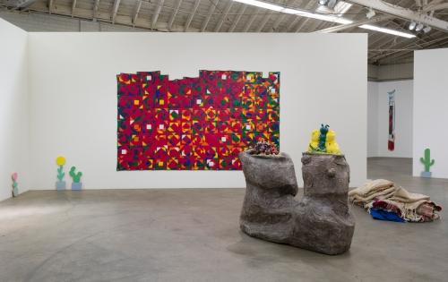 Paradise, installation view, 2018.