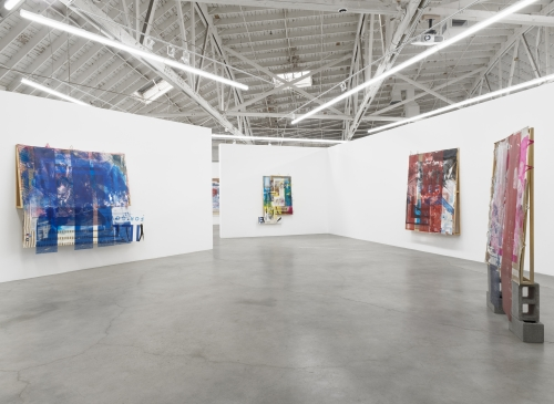 Forever My Lady, installation view at Night Gallery, 2020.