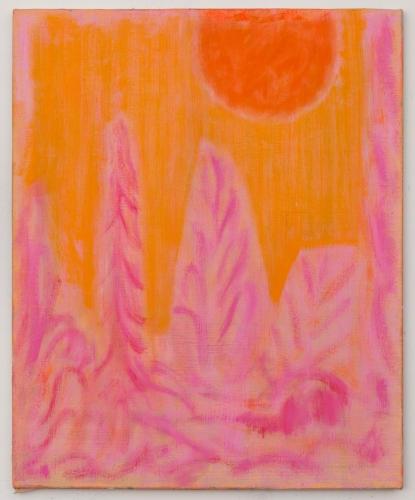 "Michael Berryhill, ""Sunkist,"" 2016"
