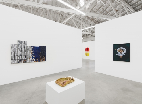 Majeure Force, installation view, 2020.