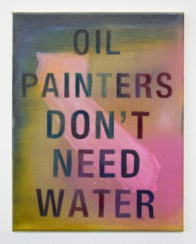"""California Painting #6,"" 2015"