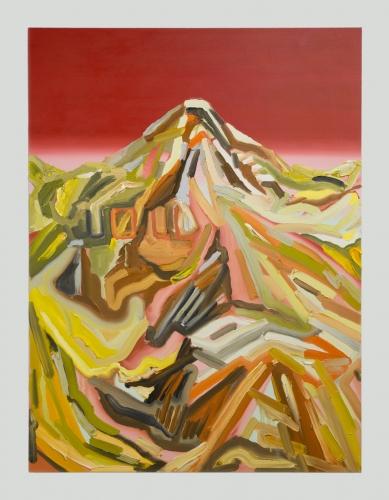 """Mt. Wilson (Western X),"" 2016."