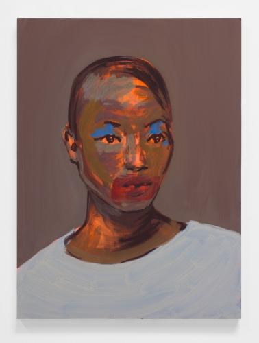 """Makeup (Blue Eyeshadow),"" 2016"