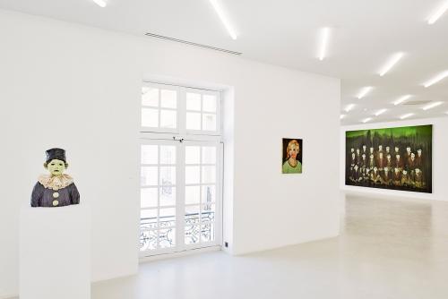 Installation view, Les Veilleurs, Collection Lambert, Avignon, France, 2018