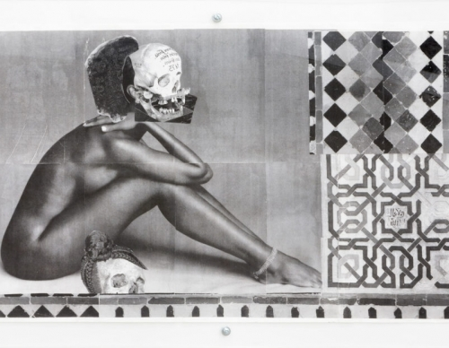 Kandis Williams at Cooper Cole Gallery
