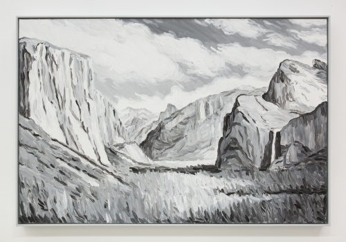 "Cynthia Daignault, ""Elegy (Yosemite Valley),"" 2019"