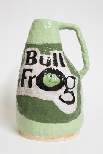 """Bodega Bay Surf Shack, Bullfrog,"" 2018"