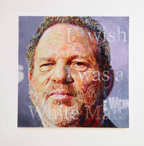 "Christine Wang, ""Weinstein,"" 2018"