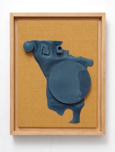 """Erik Frydenborg, """"Sems,"""" detail, 2013"""
